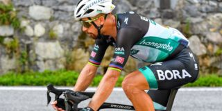 BORA-hansgrohe moet het in Strade Bianche doen zonder Peter Sagan