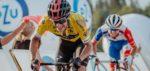 Richard Carapaz niet gestart in Giro dell'Emilia, mogelijk vanwege kuitblessure