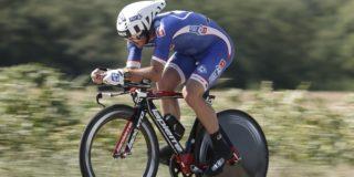Mickaël Delage is bij bewustzijn na zware val in Ronde van Polen