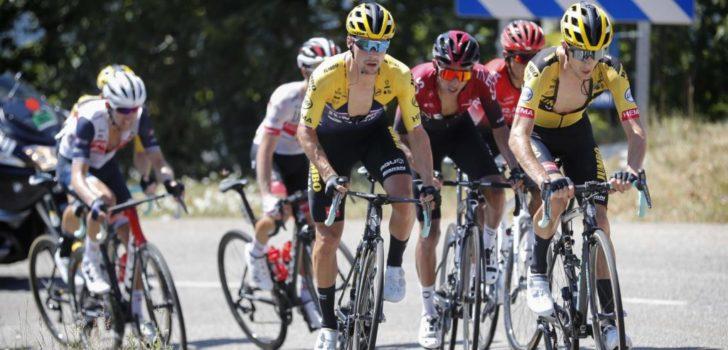 Volg hier de slotetappe van de Tour de l'Ain 2020