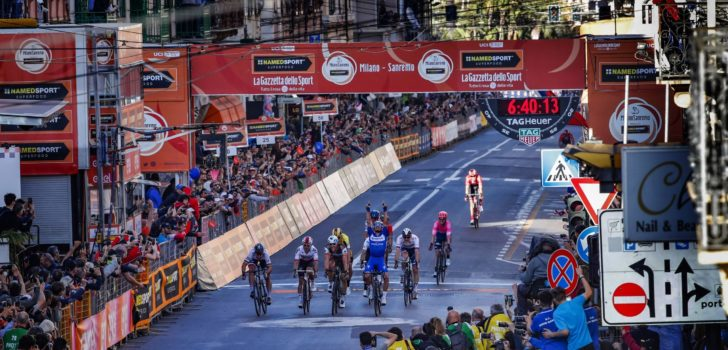 Volg hier Milaan-San Remo 2020