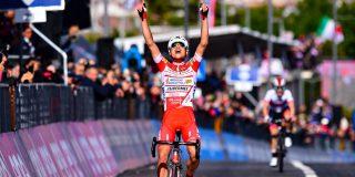 Gazzetta: Fausto Masnada mogelijk nog dit jaar naar Deceuninck-Quick Step