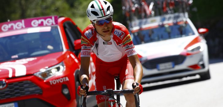 Fausto Masnada met Deceuninck-Quick-Step naar Giro dankzij tussentijdse transfer