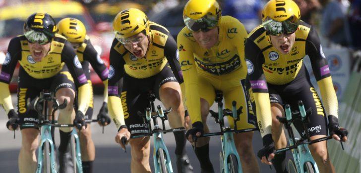 """Geen jacht op ritwinst of groen: """"Wout van Aert honderd procent knecht in Tour"""""""