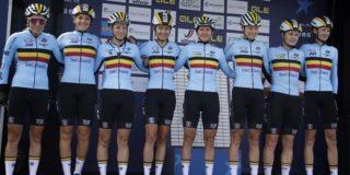Belgian Cycling heeft alle selecties voor het EK in Plouay klaar