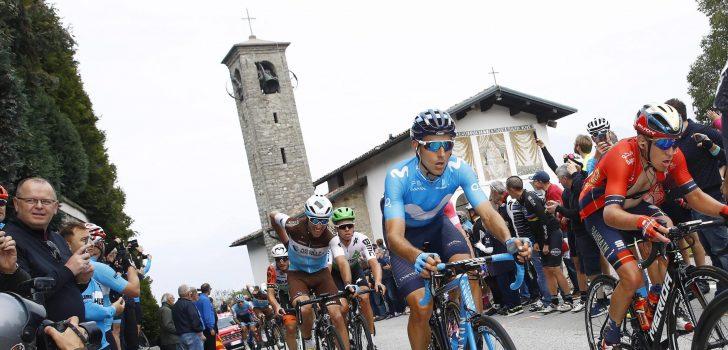 Parcours Ronde van Lombardije flink op de schop