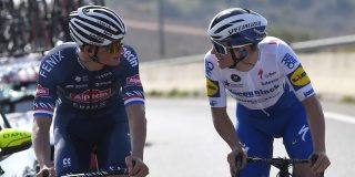 """Mathieu van der Poel: """"Wie Evenepoel verslaat, wint Ronde van Lombardije"""""""