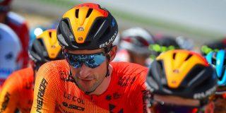 Tour 2020: Wout Poels gaat verder ondanks gebroken rib