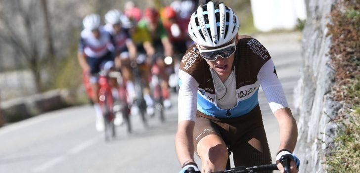 Romain Bardet verruilt AG2R La Mondiale voor Team Sunweb