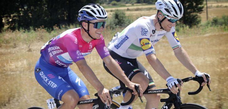 Volg hier de slotetappe van de Vuelta a Burgos 2020