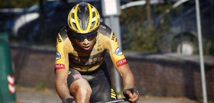 """Wout van Aert verkent parcours Strade Bianche: """"Ik ben er denk ik wel klaar voor"""""""