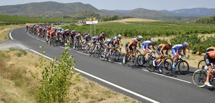 Volg hier de derde etappe van La Route d'Occitanie 2020