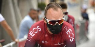 La Gazzetta: Chris Froome is nog niet zeker van Tourselectie