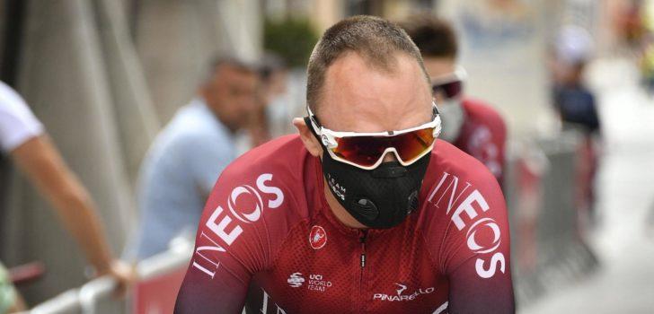 """Chris Froome: """"Ik lig op schema voor de Tour de France"""""""