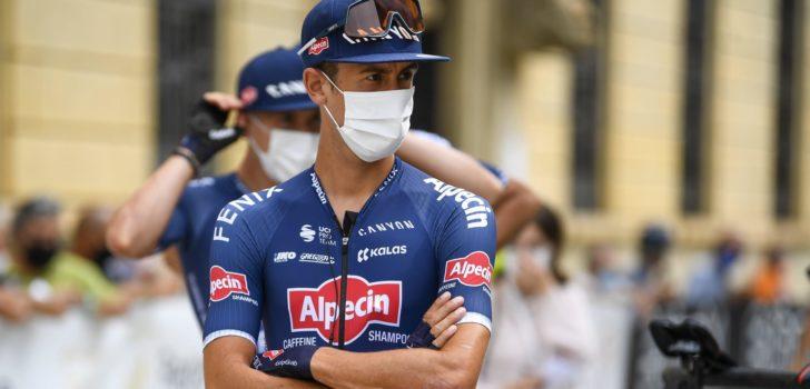 """Dries De Bondt debuteert in Milaan-San Remo: """"Hopen op uitdunning voor de Poggio"""""""