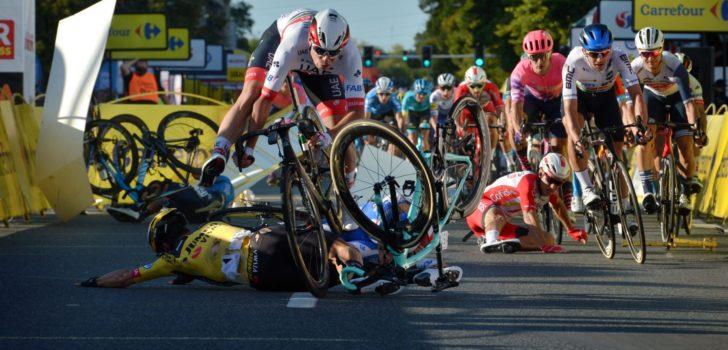 Ronde van Polen gebruikt dalende sprintfinish in Katowice niet langer
