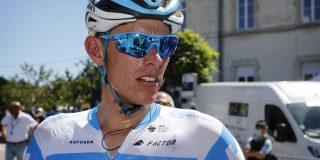 Knieproblemen houden Nils Politt aan de kant in Dauphiné