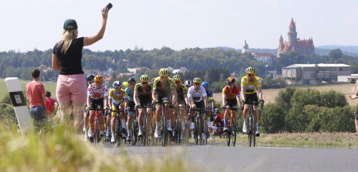 Volg hier de derde etappe van de Czech Cycling Tour 2020