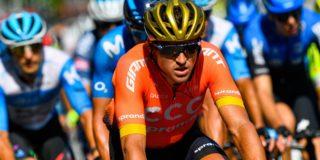 """Greg Van Avermaet (8ste): """"De twee sterksten staan op het podium"""""""