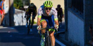 """Sterk debuut van Aimé De Gendt in Milaan-San Remo: """"Boven de verwachtingen"""""""