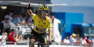Primoz Roglic heerst opnieuw in Tour de l'Ain met rit- en eindzege