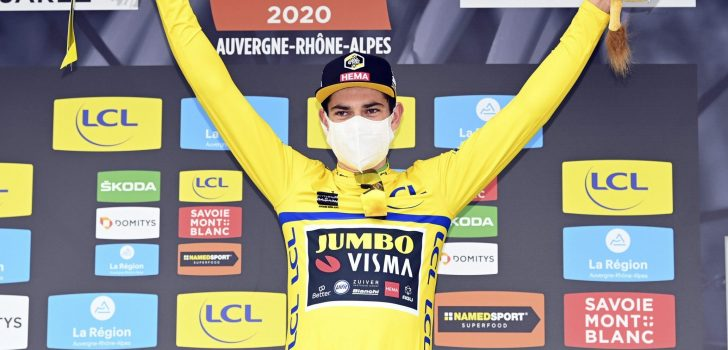 Volg hier de tweede etappe van het Critérium du Dauphiné 2020
