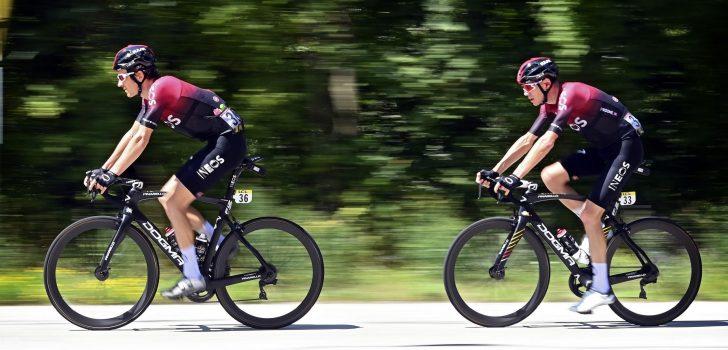 Tour 2020: Team Ineos zonder Chris Froome en Geraint Thomas naar Tour de France