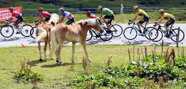 Volg hier de vierde etappe van het Critérium du Dauphiné 2020