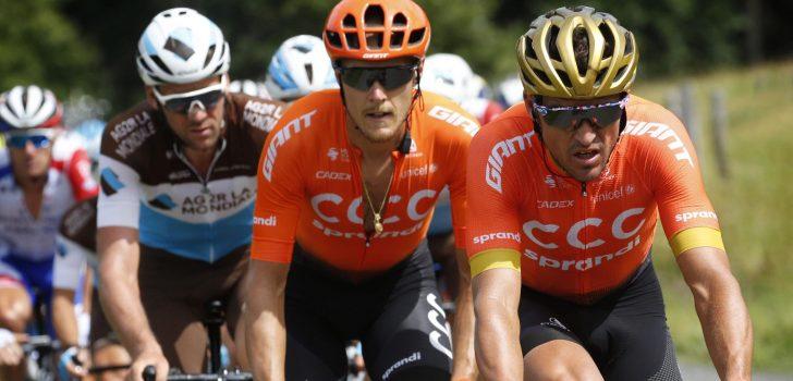 """Matteo Trentin: """"De Brabantse Pijl stond op mijn lijstje"""""""