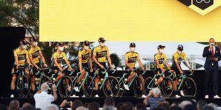 Tour de France staat 1000 toeschouwers toe bij ploegenpresentatie