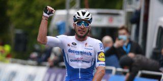 Florian Sénéchal triomfeert in Druivenkoers, Van der Poel derde