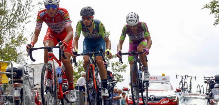 Lorenzo Rota verruilt Vini Zabù-KTM voor Circus-Wanty Gobert
