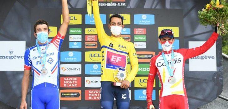 Critérium du Dauphiné 2021 kent bergetappes naar La Plagne en Les Gets