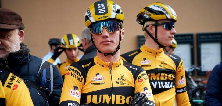 Jumbo-Visma haalt sprinttalent Olav Kooij halverwege 2021 naar de WorldTour