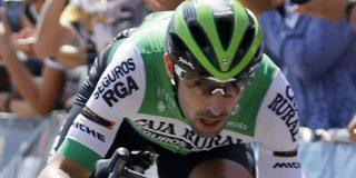 Jon Aberasturi spurt naar zege in Ronde van Slovenië