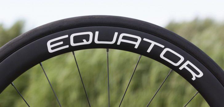 Equator 50C TRL disc: Carbon wielset voor een betaalbare prijs