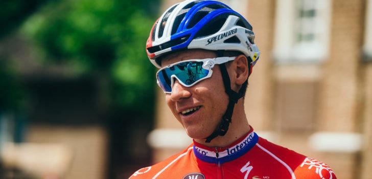 Fabio Jakobsen ontwaakt uit kunstmatige coma