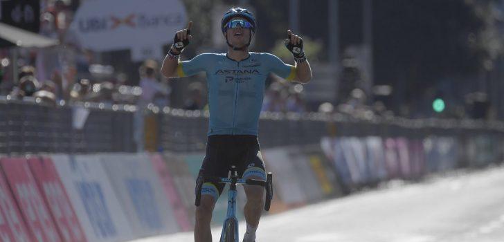 Fuglsang wint Ronde van Lombardije, Evenepoel valt