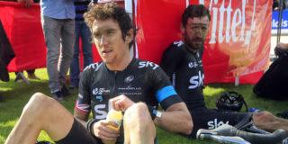"Bradley Wiggins: ""Geraint Thomas wint dit jaar de Tour"""