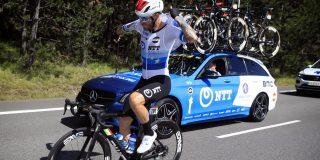 Seizoen mogelijk voorbij voor Europees kampioen Giacomo Nizzolo