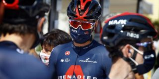 Chris Froome slaat WK in Imola over