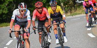 """Nairo Quintana na sterke prestatie in Pyreneeën: """"Het ziet er goed uit"""""""