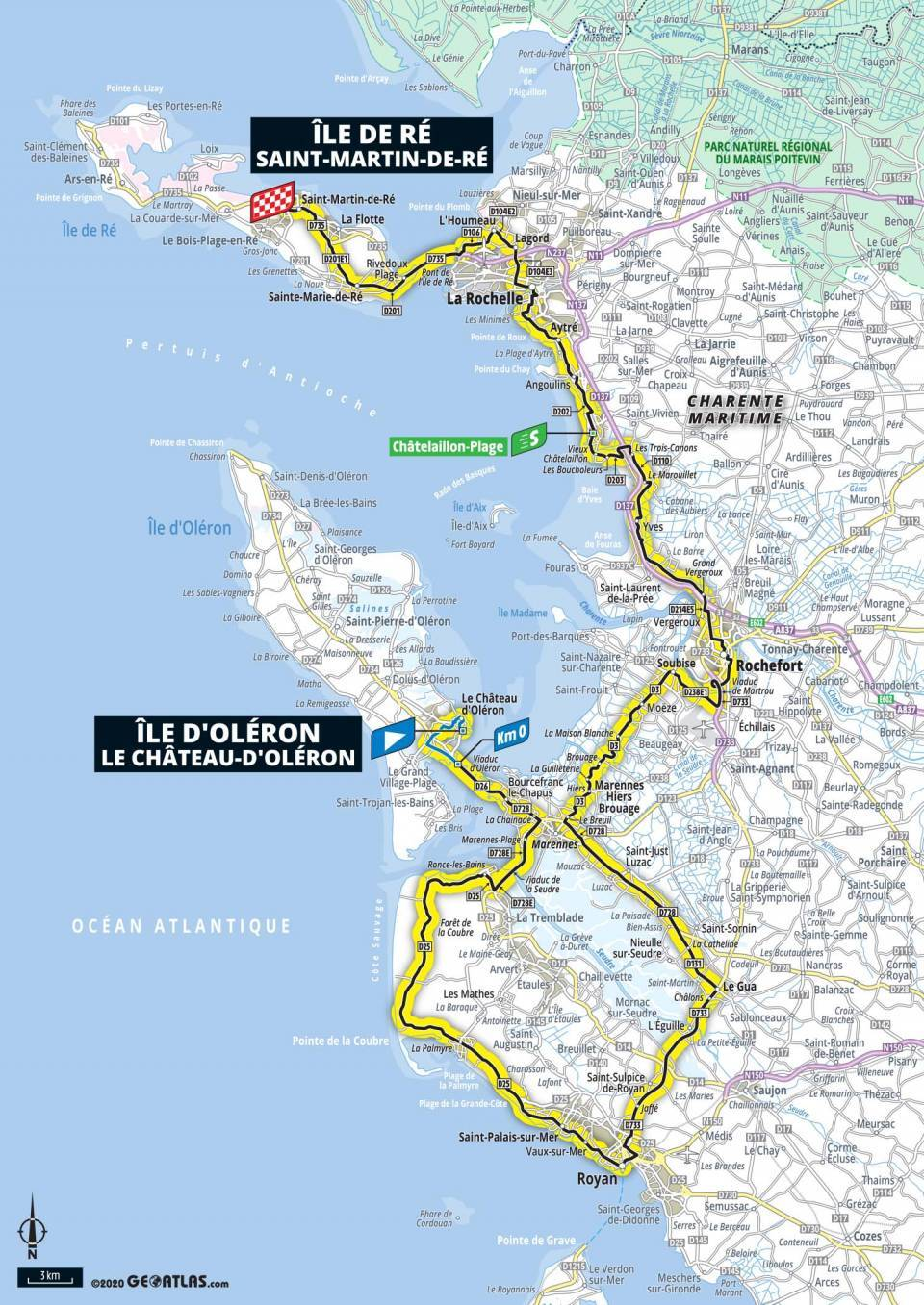 Tour 2020 Preview Flat Stage To Ile De Re News1 English