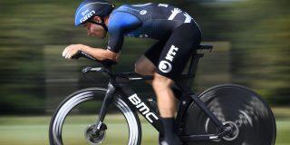 """Victor Campenaerts na slottijdrit in Milaan: """"Blij dat de Giro voorbij is"""""""