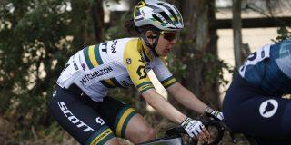 Dubbele pech voor Mitchelton-Scott in Giro Rosa: Spratt moet opgeven