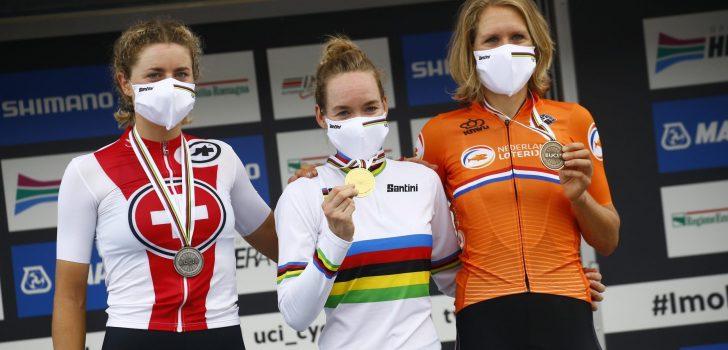 """Anna van der Breggen blij met nieuwe titel: """"Dit betekent veel voor me"""""""