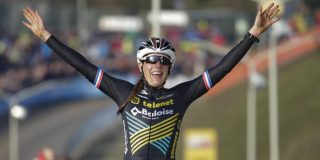 """Lucinda Brand voortaan fulltime veldrijdster: """"Parijs-Roubaix enige klassieker die ik rijd"""""""
