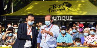 Tourbaas Prudhomme is vandaag terug na negatieve coronatest