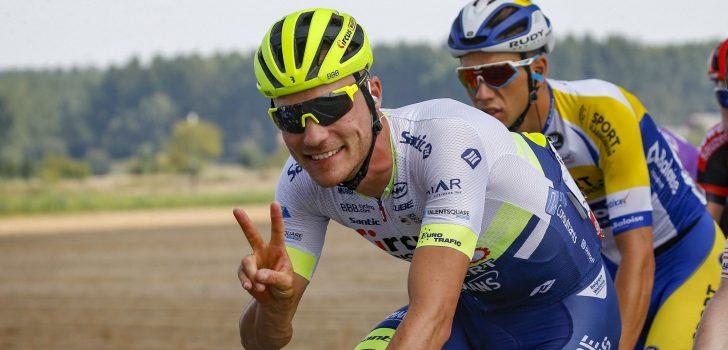 """Loïc Vliegen na winst in Tour du Doubs: """"Was al langer in goede doen"""""""
