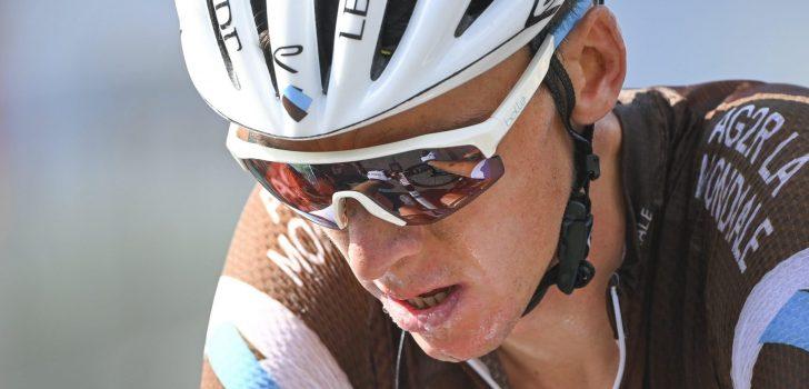 Romain Bardet keert na hersenschudding terug in Brabantse Pijl